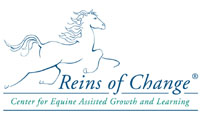 Reins of Change Logo